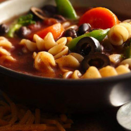 Tex Mex Vegetable Soup
