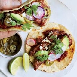 Texas Chile Short Rib Tacos
