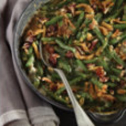 Texas Pecan Fresh Green Bean Casserole