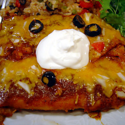 Texas Red Enchilada Sauce