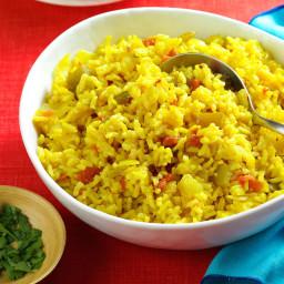 Texas-Style Spanish Rice