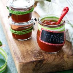 Texas-Style BBQ Sauce Recipe