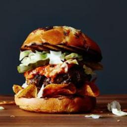 Texas Tailgate Burger