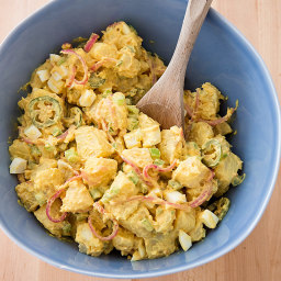Texas Potato Salad