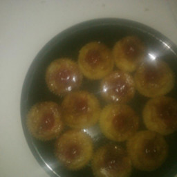 TG's Pineapple Upside-down Cupcakes