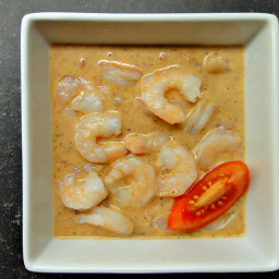 Thai Almond Butter Shrimp