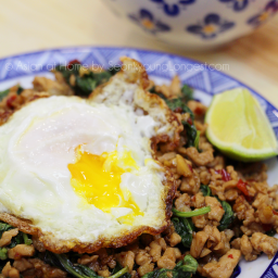 Thai Basil Pork Recipe