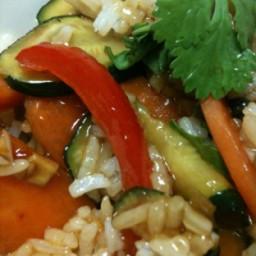 Thai Basil Vegetables