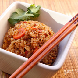 Thai Beef Rice