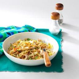 Thai Chicken Pasta Salad Recipe