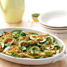 Thai Chicken Pasta Skillet Recipe