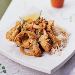 Thai Chicken Sauté