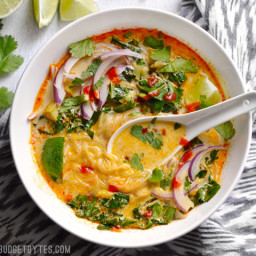 Thai Curry Vegetable Soup