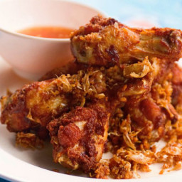 Thai Deep-Fried Chicken