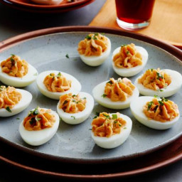 Thai Deviled Eggs