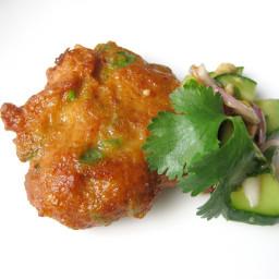 Thai Fish Cakes - How to Make Tod Man Pla ทอดมันปลา