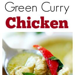 Thai Green Curry Recipe