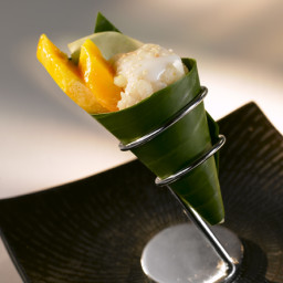 Thai Mango Glutinous Rice