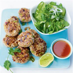 Thai pork patties recipe
