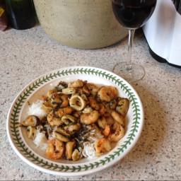 Thai Seafood Curry