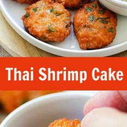 Thai Shrimp Cake