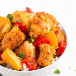 Thai Sweet Chili Chicken