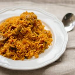 Thala Ajith Biryani Recipe with Chicken