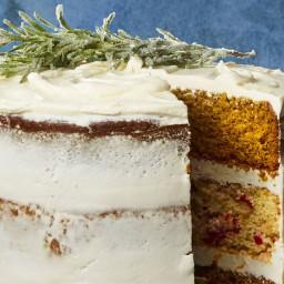 Thanksgiving Cake