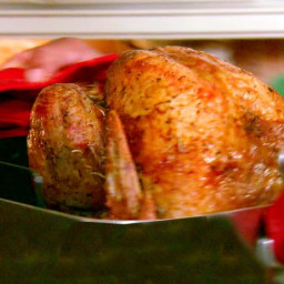 Thanksgiving Turkey with Holiday Rub