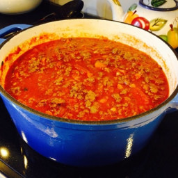 The Actual Olive Garden Bolognese Sauce Recipe (Spaghetti Sauce)