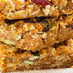 The Apricot, Pistachio and Oat Energy Bar