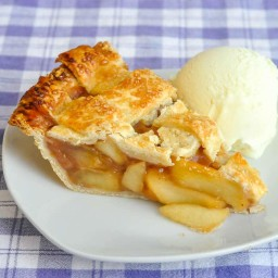 "The Best Apple Pie is still ""Just an Apple Pie"". Keeping it simpl"