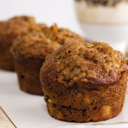 The BEST Banana Muffins EVER