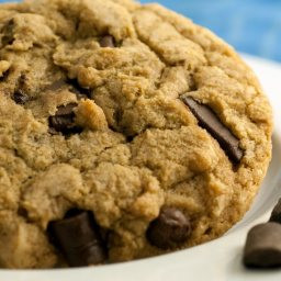 The Best Big & Chewy Chocolate Chip Cookies Ever!