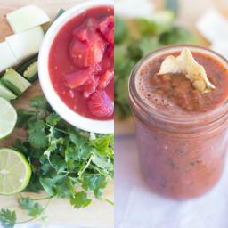 The Best Blender Salsa Recipe