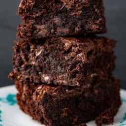 The Best Brownies AKA Chocolate Chewy Wonders