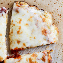 The Best Cauliflower Crust Pizza