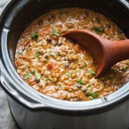 The BEST Cheesy Chili Dip (and No Valveeta!)