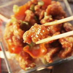 The Best Chinese Orange Chicken Recipe