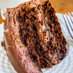 The Best Chocolate Cake I've Ever Had (And a Par-taaay!)