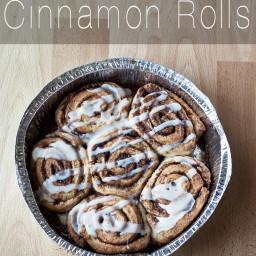The Best Cinnamon Buns Ever