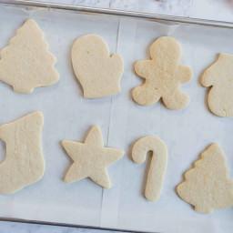 The BEST Cut Out Sugar Cookies Recipe