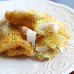 The Best Deep Fried, Battered Haddock