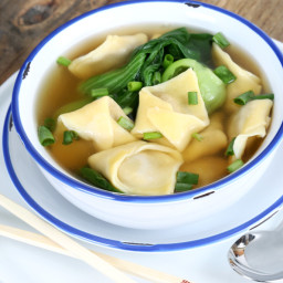 The Best Gluten Free Won Ton Wrappers and Won Ton Soup