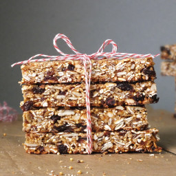 The Best Granola Bars Ever