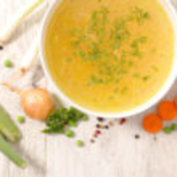 The Best Homemade Chicken Stock Recipe (aka Bone Broth)