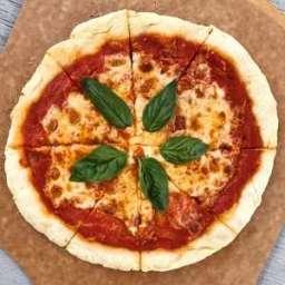 The Best Homemade Gluten-Free Pizza