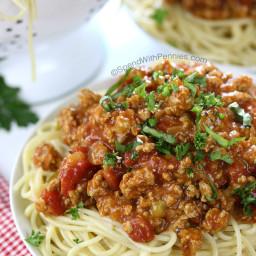 The Best Homemade Pasta Sauce
