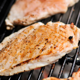 The Best Juicy Grilled Boneless, Skinless Chicken Breasts Recipe