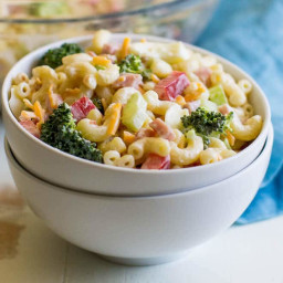 The Best Macaroni Salad Recipe